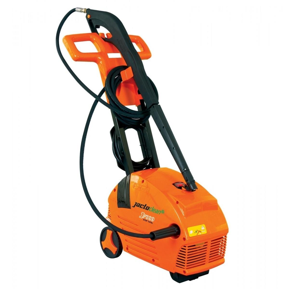 Lavadora De Alta Pressão Elétrica 23 Kw 1600 Libras - Jacto 7000 220v