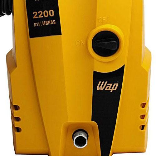 Lavadora de Alta Pressão Wap Atacama Smart 2200 - 1500 Libras com Filtro de Água