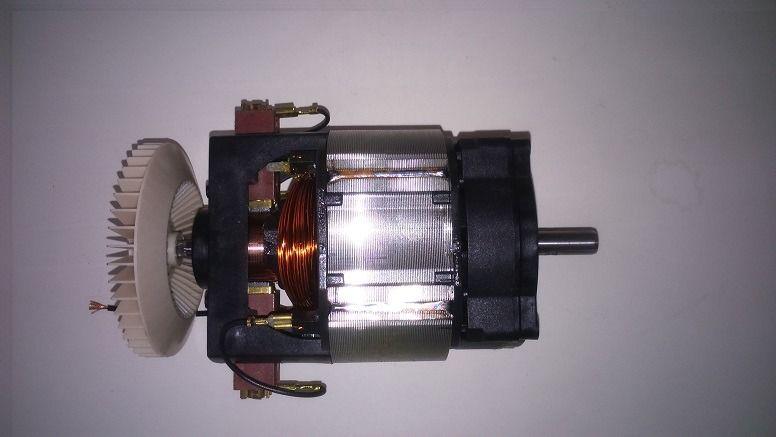 Motor Rocadeira Elétrica Beaver Light 1200w 127v Ou 220v