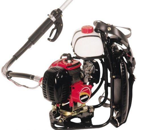 Roçadeira costal à gasolina 2,0 hp 35 cilindrada 2 tempos - BP 35 SHINDAIWA