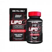Lipo 6 Black UC 60 cápsulas - Nutrex