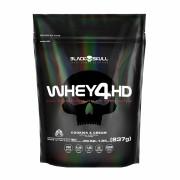 Whey 4HD 837g Black Skull