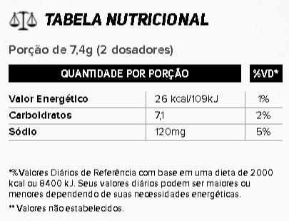 Diurox Citrus 148g - Clube do Fit