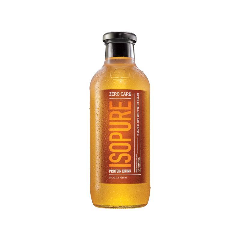 Isopure Zero Carb Drink 591ml Laranja - Nature's Best