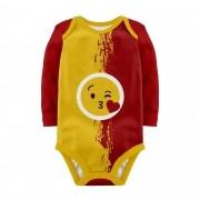 Body Baby Emoticons Beijo ML