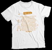 Camiseta Adulto 2021 365 dias BR