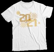 Camiseta Adulto 2021 Fogos