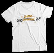 Camiseta Adulto 2021 Loading