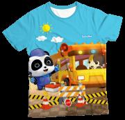 Camiseta Adulto Baby Bus MC