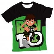 Camiseta Adulto Ben 10 MC
