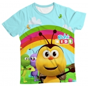 Camiseta Adulto Bichikids MC