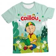 Camiseta Adulto Caillou MC