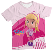 Camiseta Adulto Cleo e Cuquin Maripí MC