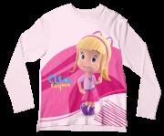 Camiseta Adulto Cleo e Cuquin Maripí ML