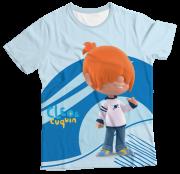 Camiseta Adulto Cleo e Cuquin Pelusín MC