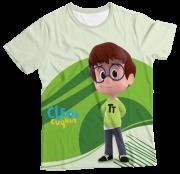 Camiseta Adulto Cleo e Cuquin Tete MC