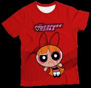 Camiseta Adulto Florzinha MC