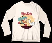 Camiseta Adulto Hilda ML