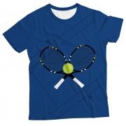 Camiseta Adulto Requetes de Tênis MC