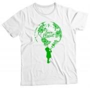 Camiseta Adulto Save the Planet BR MC