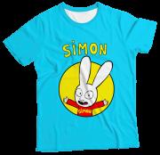 Camiseta Adulto Simon MC