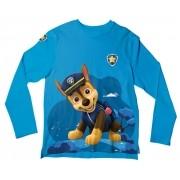 Camiseta Infantil Chase Patrulha Canina ML
