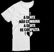Camiseta Adulto Frase MC