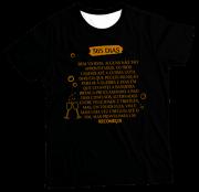 Camiseta Infantil 2021 365 Dias PR MC