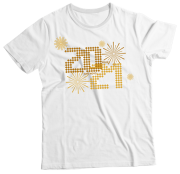 Camiseta Infantil 2021 Fogos MC