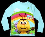 Camiseta Infantil Bichikids ML