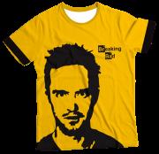 Camiseta Infantil Breaking Bad 2 MC