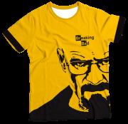 Camiseta Infantil Breaking Bad MC