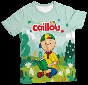 Camiseta Infantil Caillou MC