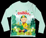 Camiseta Infantil Caillou ML