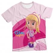Camiseta Infantil Cleo e Cuquin Maripí MC