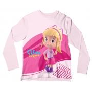 Camiseta Infantil Cleo e Cuquin Maripí ML