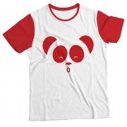 Camiseta Infantil Cleo e Cuquin Vermelho MC