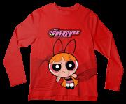 Camiseta Infantil Florzinha ML