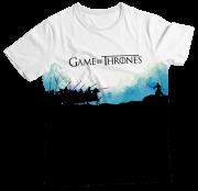 Camiseta Infantil Game Of Thrones MC
