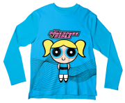 Camiseta Infantil Lindinha ML