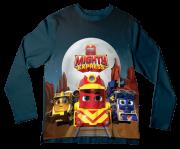 Camiseta Infantil Mighty Express ML