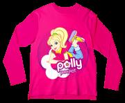 Camiseta Infantil Polly Pocket ML