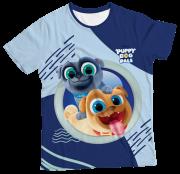 Camiseta Infantil Puppy Dog MC