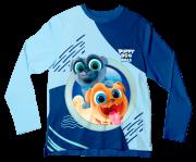 Camiseta Infantil Puppy Dog ML