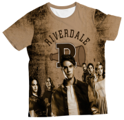 Camiseta Infantil Riverdale MC