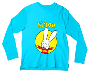Camiseta Infantil Simon ML