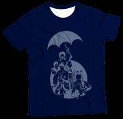 Camiseta Infantil The Umbrella Academy MC