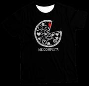 Camiseta Adulto Me Completa PR MC