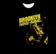 Camiseta Adulto Brooklyn Nine-Nine MC