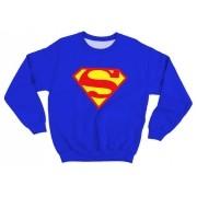 Moletom Adulto Superman Símbolo